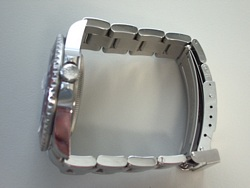 Rolex Link Removed Top