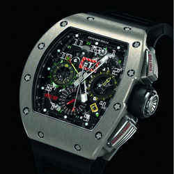 Rolex Rubber B - Richard Mille R11
