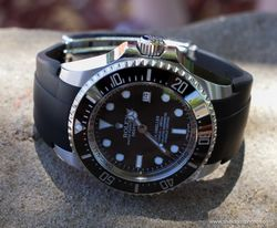 RubberB for Rolex DSSD