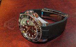 Everest Rolex Rubber Strap