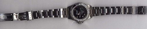 Rolex SeaDweller in Accident